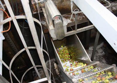 Elevatori a catena in acciaio